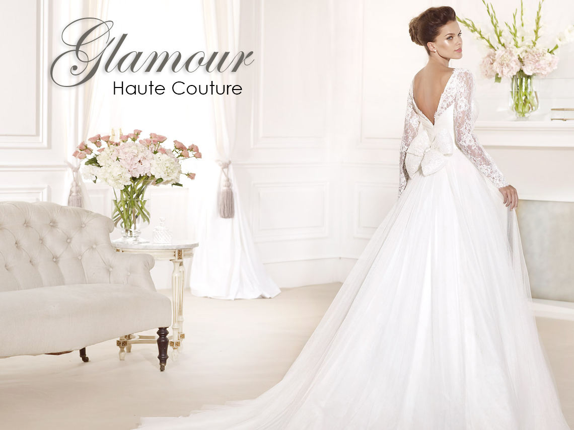 Glamour Haute Couture